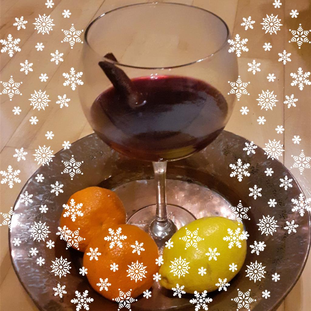 Gluhwein for Christmas