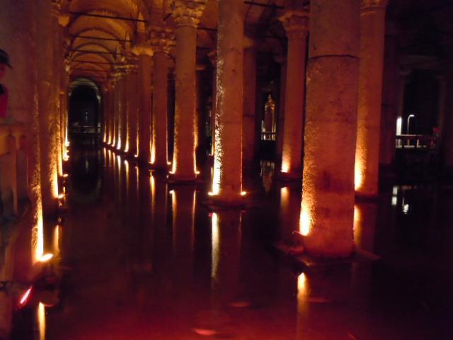 The Basilican Cistern